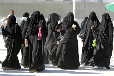 سعودی خواتین کو حکومت نے تاریخ میں پہلی بار اسٹیڈیم میں داخلہ کی دی اجازت