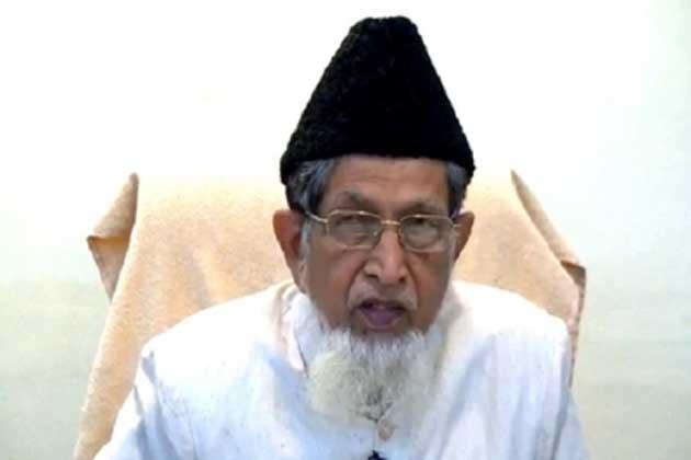 مسلم پرسنل لا بیداری مہم وقت کی اہم ترین ضرورت : مولانا سید جلال الدین عمری