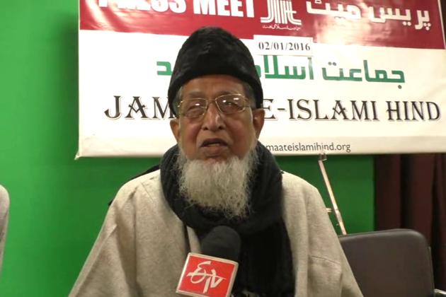 انتخابات کوفرقہ وارانہ خطوط پر تقسیم کرنے کی کوشش ملک کے لئے انتہائی خطرناک :جماعت اسلامی ہند