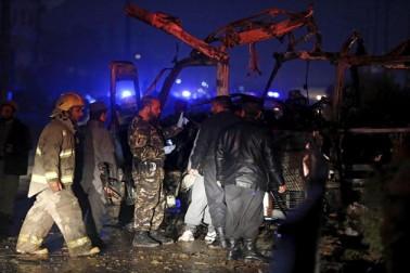 افغانستان فضائی حملے میں خواتین اور بچوں سمیت 14 شہری ہلاک