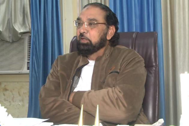 معروف شاعر نواز دیوبندی نے اترپردیش اردو اکیڈمی کے چیئرمین کے عہدہ سے دیا استعفی