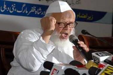 مدارس اسلامیہ کو نوٹس مذہبی آزادی کی صریحاً خلاف ورزی : مولانا ارشد مدنی ، حکومت کو جواب دینے کیلئے وکلا کی ٹیم تیار