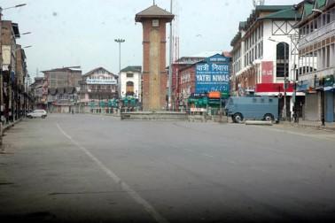 کشمیر میں حالیہ شہری ہلاکتوں اور شجاعت بخاری کے قتل کے خلاف ہڑتال