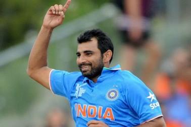 بی سی سی آئی سے کلین چٹ پر ٹیم انڈیا کے تیز گیند باز محمد سمیع نے کہا :اب میدان پر نکالوں گا اپنا غصہ