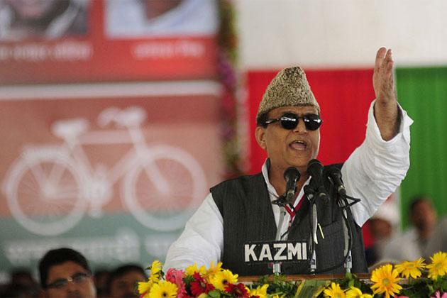 گری راج سنگھ کے بیان پر اعظم خان کا جوابی حملہ، کہا۔ دو۔ تین سے زیادہ بچے والوں کو دے دو پھانسی