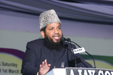 پیغمبر اسلام چمکتا سورج اور روشنی بکھیرتے چاند ستاروں کی مانند نبی تھے :  مولانا محمد رحمانی مدنی