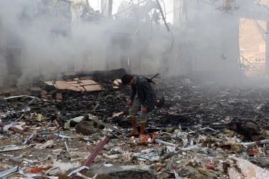 یمن میں حوثی باغیوں کو میزائل دے رہا ہے ایران: امریکہ کا الزام