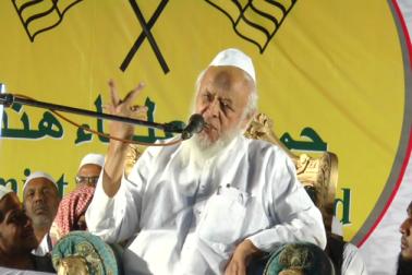 سپریم کورٹ کا ''خلاف شریعت'' فیصلہ دیندار مسلمانوں پر اثر انداز نہیں ہوگا : مولانا ارشد مدنی