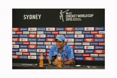 ٹیسٹ کرکٹ سے سبکدوش کے بعد دھونی نے عالمی کپ 2015 میں بھی ٹیم انڈیا کی کمان سنبھالی اور بغیر ایک بھی میچ ہارے سیمی فائنل تک کا سفر طے کیا۔