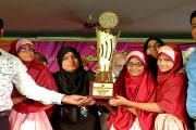 اردو اسکولوں کے طلبہ وطالبات میں مسابقتی
