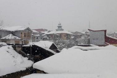 تاہم سخت سردی کے باوجود نوجوانوں اور بچوں کو موسم سرما کی اس دوسری بھاری برف باری کا مزہ لیتے ہوئے دیکھا گیا۔ نوجوانوں اور بچوں کو 'سنو مین' بنانے اور ایک دوسرے پر برف پھینکنے میں مصروف دیکھا گیا۔