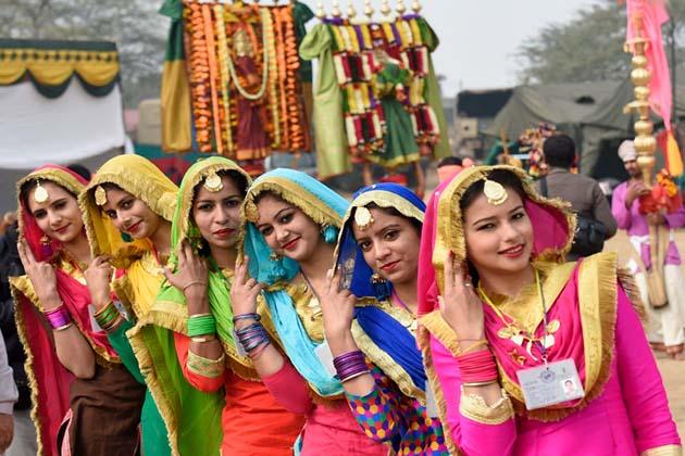تقریبا تین سال بعد پریڈ کا حصہ بن رہی دہلی کی جھانکی میں ماڈل سرکاری اسکول کی جھلک دیکھنے کو ملے گی۔