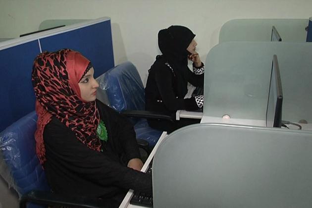 بنگلورومیں اسلامک بیت المال کےتحت قائم کمپیوٹر ٹریننگ سینٹر مسلم لڑکیوں کے لیےتربیت اورروزگارکا ذریعہ بن گیا ہے۔ اس ادارے نےشادی محلوں سے ہونےوالی آمدنی سےکمپیوٹرسینٹرقائم کرتے ہوئے ملت کو فائدہ پہنچانے کی کوشش کی ہے۔