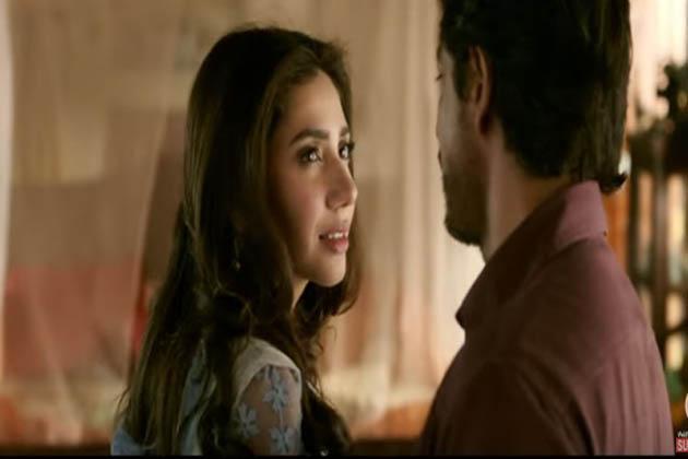 شاہ رخ اور ماهرا خان کی کیمسٹری