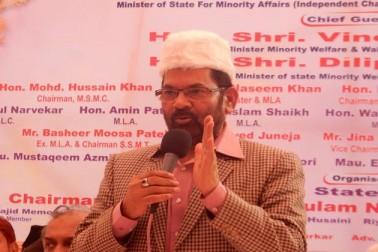 وزیر مملکت برائے اقلیتی امور(آزادانہ چارج) مسٹر مختار عباس نقوی نے آج کہا ہے کہ اقلیتی وزارت اور حج کمیٹی آف انڈیا نے آئندہ حج کی تیاریاں بہت پہلے سے شروع کر دی ہیں ، تاکہ حاجیوں کو سفر حج کے دوران کسی قسم کی پریشانی کا سامنا نہ کرنا پڑے۔ (تصاویر مختار عباس نقوی کے ٹویٹر ہینڈل سے لی گئی ہیں)۔
