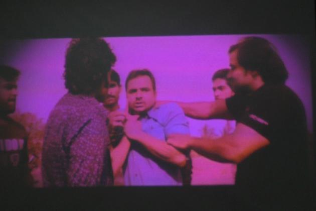 شاداب صدیقی کی فلم نجیب کہاں ہے کی علی گڑھ مسلم یونیورسٹی کے طلبہ کے لیے خصوصی اسکریننگ
