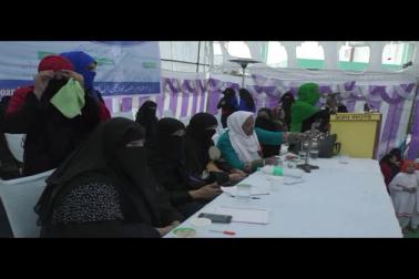 سینکڑوں خواتین و طالبات نے اس کانفرنس میں شرکت کیں۔ دعاء پر اس کانفرنس کا کامیاب اختتام عمل میں آیا۔