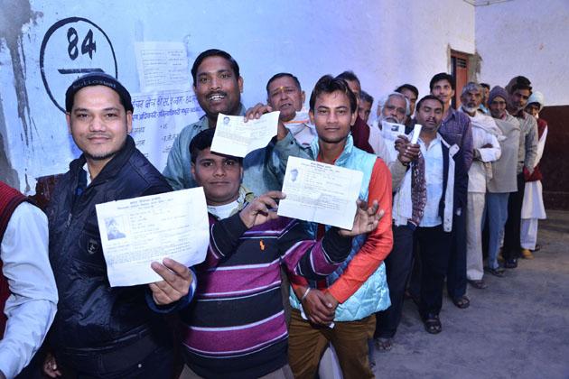 سات مراحل میں ہونے والے اسمبلی الیکشن کے دوسرے مرحلے میں 15 فروری کو ووٹ ڈالے جائیں گے۔