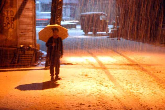 سرکاری ذرائع نے بتایا کہ بارش اور برف کے نتیجے میں زمین ڈھیلی ہوگئی ہے اور نتیجتاً بھاری بھرکم چنار درختوں کے جڑوں سے اکھڑ جانے کے واقعات پیش آرہے ہیں۔ وادی میں تازہ بارش اور برف باری کی وجہ سے زیادہ سے زیادہ درجہ حرارت میں نمایاں کمی آ گئی ہے۔