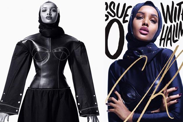واشنگٹن: صومالیہ نژاد ایک باحجاب امریکی ماڈل ان دنوں سرخیوں میں ہے۔  19 سال کی حلیمہ ایڈن حجاب پہن کر ریمپ واک کرتی ہیں، یہی وجہ ہے کہ انہیں گزشتہ تین مہینوں میں فیشن کی دنیا میں کافی شہرت ملی ہے۔