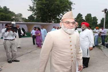 سیاست میں سبھی لوگ موقع پرست، کوئی کم تو کوئی زیادہ : شاہی امام سید احمد بخاری