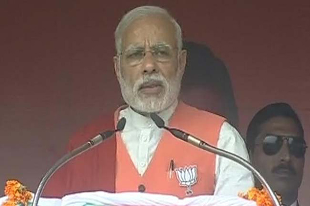 ہردوئی میں وزیر اعظم مودی نے کہا :سب نے تسلیم کیا پہلے دو مراحل میں بی جے پی کا گھوڑا سب سے تیز دوڑا