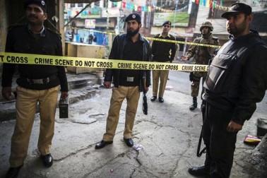 لاہور میں دھماکہ، 8 افراد جاں بحق، 21زخمی