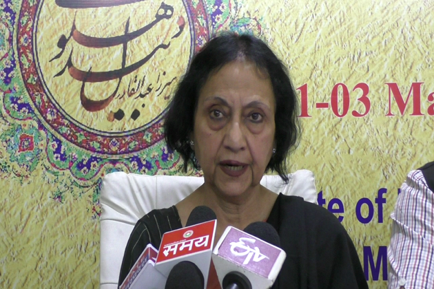 مرزا عبد القادر بیدل کی فارسی سے ایران اور ہندوستان میں صوفیانہ ثقافت کی روایات مستحکم