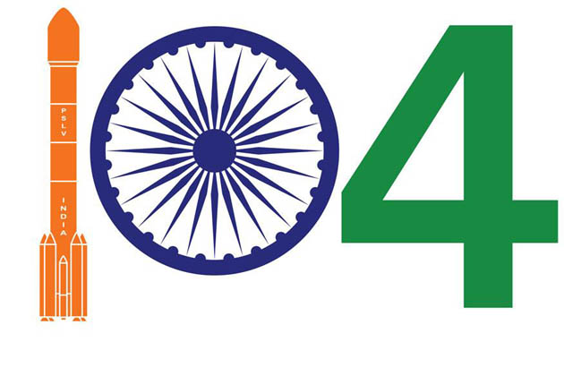 خلائی میدان میں ہندوستان کا دبدبہ، 104 سیٹلائٹ ایک ساتھ لانچ کر اسرو نے رقم کی تاریخ