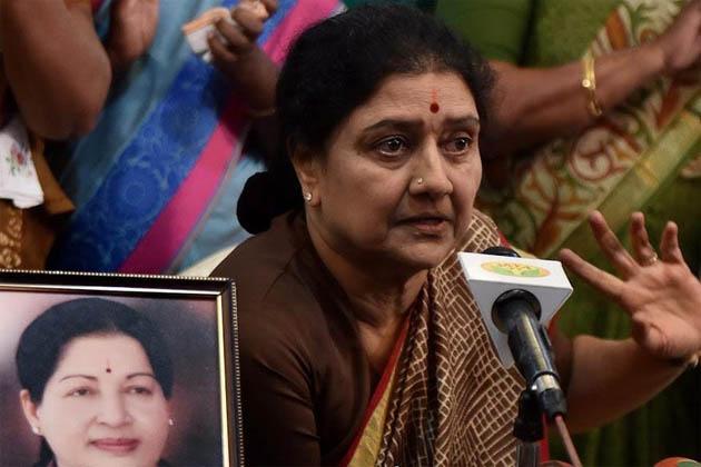 بدعنوانی کے کیس میں مجرم قرار دی گئی ششی کلا نے بنگلورو جیل میں کی خودسپردگی