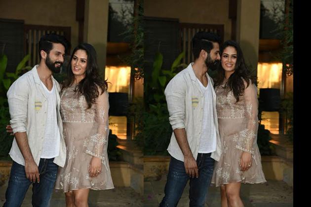 بالی ووڈ اداکار شاہد کپور کی 25 فروری کو سالگرہ ہے، لیکن ان کی بیوی میرا نے سالگرہ سے پہلے ہی شاہد کے لئے ایک شاندار پارٹی کا اہتمام کیا ، جس میں بالی ووڈ کے تمام ستارے پہنچے۔ (تصاویر :يوگین شاہ)۔