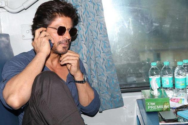 بالی ووڈ اسٹار شاہ رخ خان پر کیس درج، ریلوے املاک کو نقصان پہنچانے کا الزام