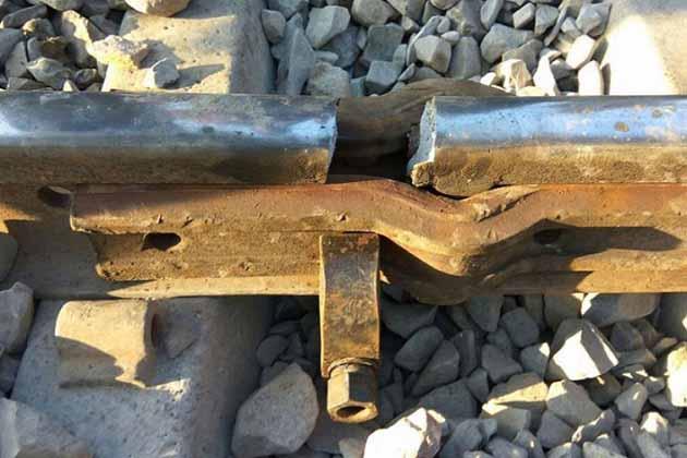 کھگڑیا میں ریلوے حادثہ ٹلا، راجدھانی ایکسپریس سمیت کئی ٹرینوں کو روکا گیا