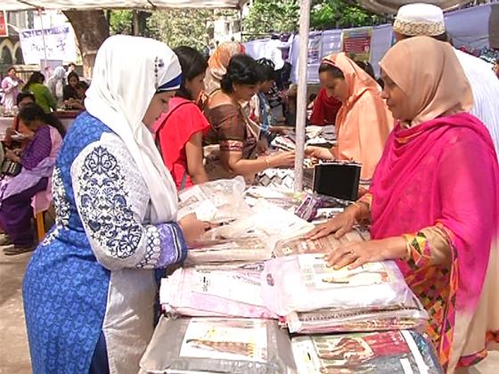 خواتین میں کاروباری صلاحیت کو فروغ دینے کے ساتھ طلبہ و طالبات کو تعلیمی وظائف بھی فراہم کرتی ہے۔