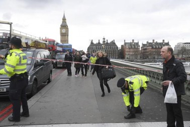 لندن کی پولیس نے واقعہ کو دہشت گردانہ حرکت قرار دیا ہے۔ جبکہ لندن کے میئر صادق خان نے جانچ کا حکم دیا ہے ۔