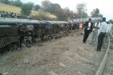 حادثے کی خبر پاکر بچاؤ اور امداد کے لئے موقع پر سرکاری مشینری کے پہنچنے سے پہلے ہی ارد گرد کے گاؤں کے لوگوں نے فوراً موقع پر پہنچ کر زخمیوں کو بوگیوں سے باہر نکالنے میں مدد کی۔