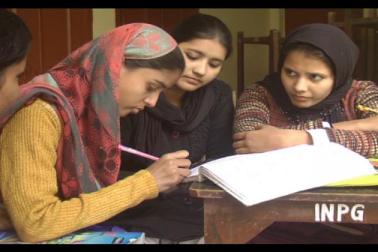 آج اپنی صلاحیتوں سے یہ لڑکیاں ان افراد کے لئے خود ایک جواب بن گئی ہیں جو برقع یا حجاب کو خواتین کی تعلیم و ترقی کی راہ میں رکاوٹ مانتے ہوئے سوال اٹھاتے رہتے ہیں ۔