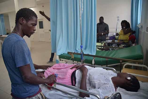 ہیتی میں ڈرائیور نے مسافر بس راہ گیروں پر چڑھا دی ، 38 ہلاک ، کئی زخمی
