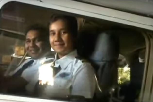 عائشہ 2012 میں امریکی خلائی ایجنسی ناسا میں ٹریننگ کے لئے گئی تھیں۔ وہاں انہوں نے سنیتا ولیمز سے ملاقات کی ، جسے وہ ایک یادگار ملاقات بتاتی ہیں۔