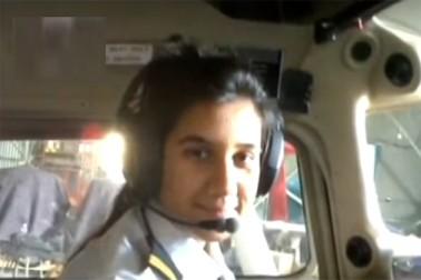وہ کہتی ہیں کہ  'میں پائلٹوں کو دیکھ کر بہت خوش ہوتی تھی، وہ مجھے اپنی طرف متوجہ کرتے تھے۔ جیسے جیسے میں بڑی  ہوئی پائلٹوں کے تئیں میرے ذہن میں عزت بڑھتی گئی اور آخر کار میں نے ممبئی فلائنگ کلب میں داخلہ لے لیا۔