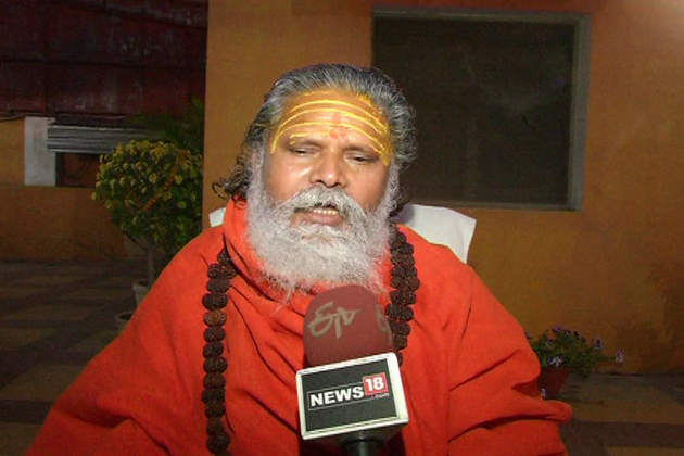 اکھا ڑا پریشد کے سر براہ مہنت نریندر گری کا بڑا بیان ، یوگی آدتیہ ناتھ کو چھوڑنی ہوگی اپنی ہندوتو وادی شبیہ