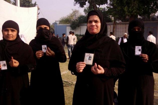 بی جے پی کی نئی حکمت عملی ، ایم سی ڈی انتخابات میں مسلم خواتین کو بنائے گی پنچ پرمیشور