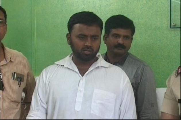 اورنگ آباد : تین دنوں سے لاپتہ راشد برآمد ،پی ای ایس کالج کے ذمہ داروں کی دھمکیوں سے خوفزدہ ہو کر ہواتھا روپوش
