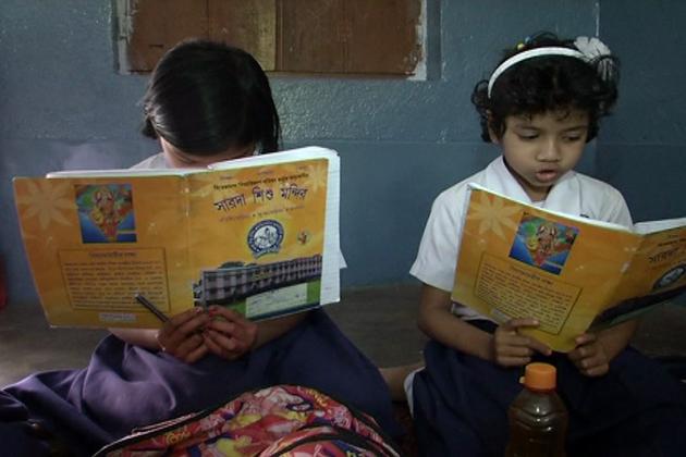 مغربی بنگال : اکھل بھارتی شکشا سنستھان کے زیر انتظام اسکولوں میں متنازع نصاب ، ممتا حکومت نے جاری کیا نوٹس