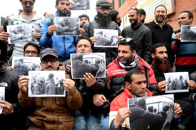 اس دوران کشمیر پریس فوٹو گرافرس ایسو سی ایشن (کے پی پی اے) اور کشمیر ایڈیٹرس گلڈ نے حیدرپورہ میں پیش آئے واقعہ کی شدید الفاظ میں مذمت کی ہے۔