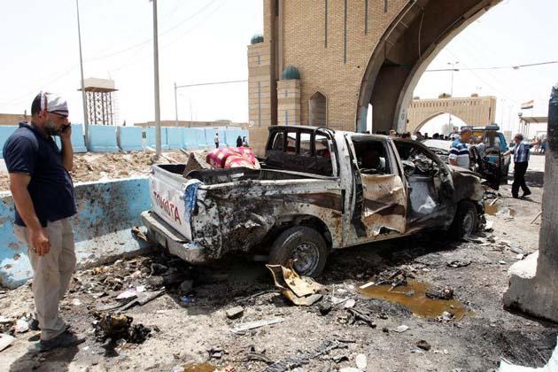 شام میں خودکش بم دھماکے میں 25 افراد ہلاک
