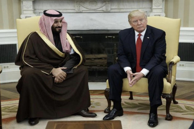 ٹرمپ مسلمانوں کےدشمن نہیں بلکہ حقیقی اور مخلص دوست ہیں: شہزادہ محمد بن سلمان