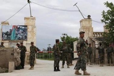 افغان وزیر دفاع اور آرمی چیف کا استعفی منظور