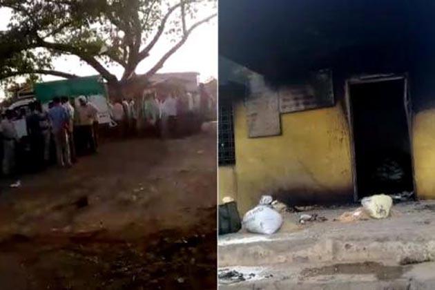 مدھیہ پردیش :چھندواڑہ میں مٹی تیل کی تقسیم کے دوران بھیانک حادثہ ، 20 افراد زندہ جلے
