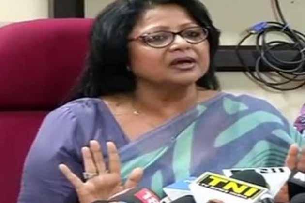 اجے ماکن پر سوال اٹھاکر استعفی دینے والی برکھا شکلا سنگھ  دہلی کانگریس سے چھ سال کے لئے باہر